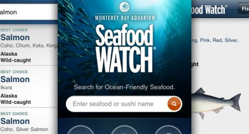 Seafood Watch 3.0.14: Environmentally conscious fish consumption