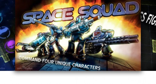 Space Squad 2.0: It is all a question of tactics