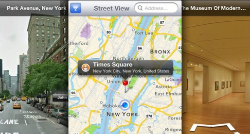 Street View 1.0.1: Street View for the Apple Maps App