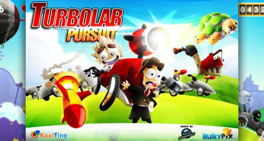 TurboLab Pursuit 1.1: Who can get the furthest?