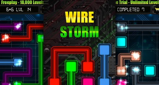 Wire Storm 1.2: Connect the cables