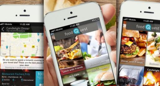 foodQuest 1.2: 3 Neighborhood Restaurants