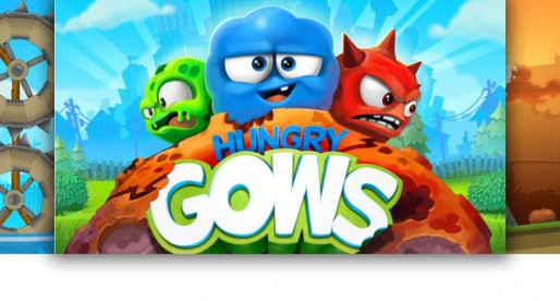 Hungry Gows 1.0.0: Stop the alien invasion!