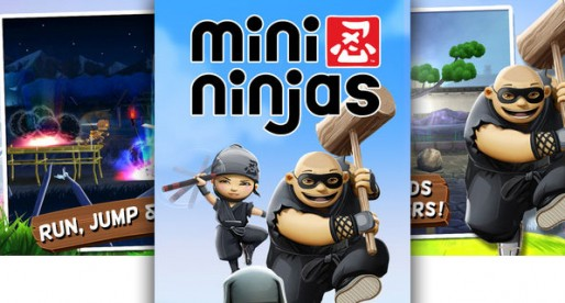 Mini Ninjas 1.0.0: Fighting the Samurai