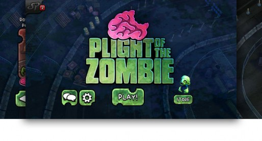 Plight of the Zombie 1.07: Zombies need to eat too!