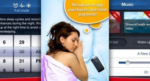 Smart Alarm 6.1:  Pocket-size sleep laboratory