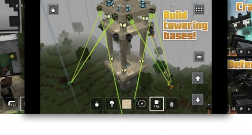 Block Fortress: For all those fans of Minecraft and Tower Defense