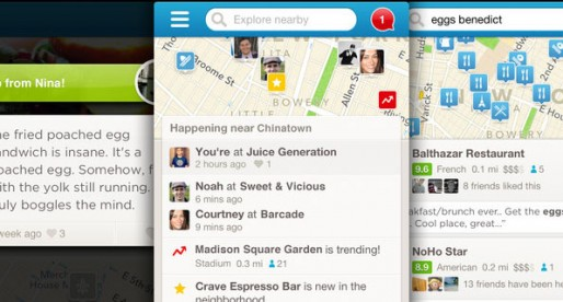 Foursquare: Great improvements via update