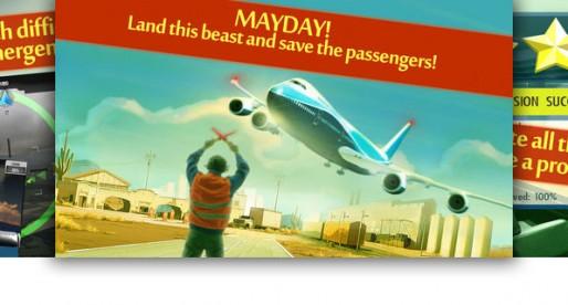 MAYDAY: Save the aircraft's passengers!