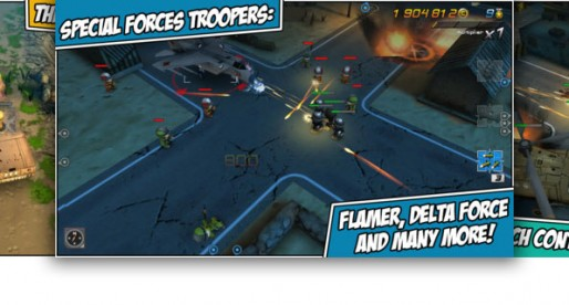 Tiny Troopers 2 Special Ops: Cartoon-Shooter
