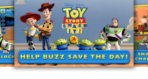 Toy Story: Smash It! Your heroes are back
