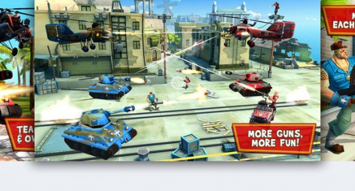 Brigade Blitz: The newest hit by Gameloft