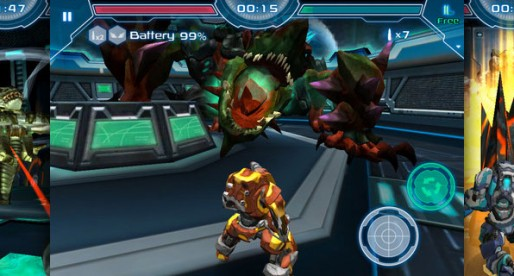 Invader Hunter: Going hunting in outer space