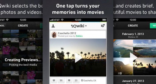 Qwiki: Automatically generated mini-movies for the iPhone