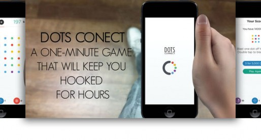 Dots Connect – A game about connecting: Does this sound familiar?