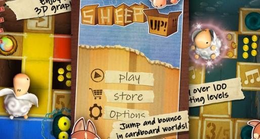 Sheep up: Free the sheep