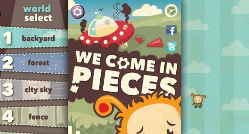 We Come In Pieces