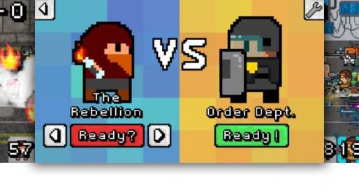BitBattle: Free Arcade Retro Battles