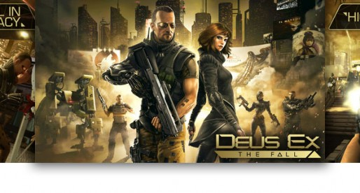 Deus Ex: The Fall – the console hit is finally available for iOS