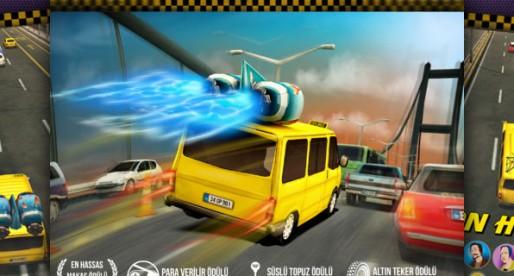 Dolmus Driver HD: A wild taxi ride through Istanbul