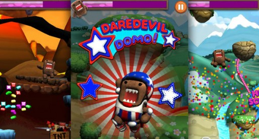 Domo Jump: Greetings from Doodle Jump