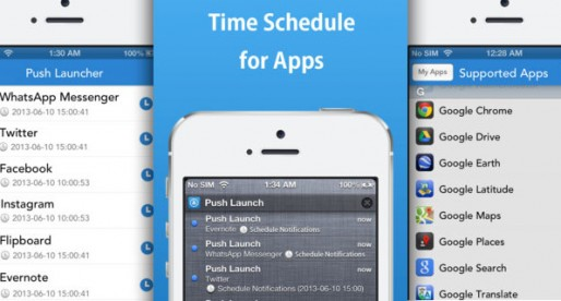 Push Launcher: Getting to your favorite apps even faster