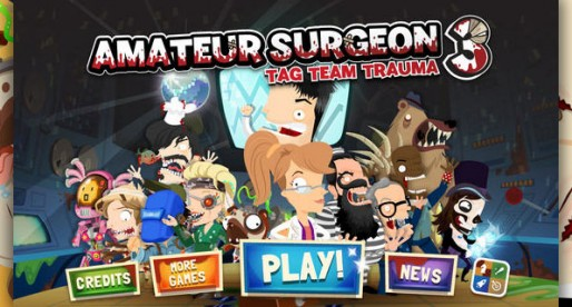 Amateur Surgeon 3: Crazy operations – crazy characters
