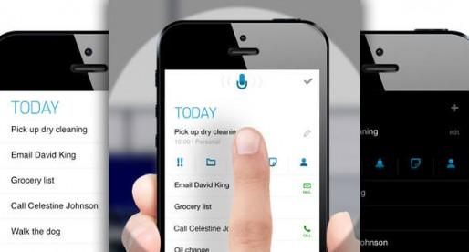 Any.DO To-do-List: Very chic, very iOS 7-like