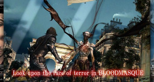 Bloodmasque: A mighty RPG including vampires