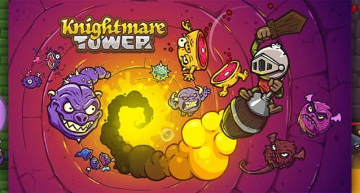 Knightmare Tower: A rocket-propelled monster hunt