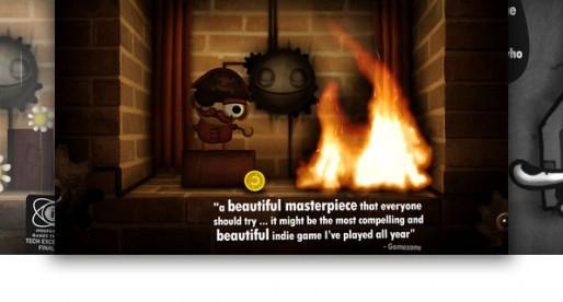 Little Inferno HD: Burn it all!