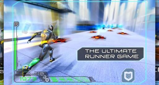 Run Bot: Run for your life