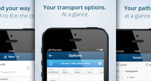 Waymate: Provides all the travel information you need!