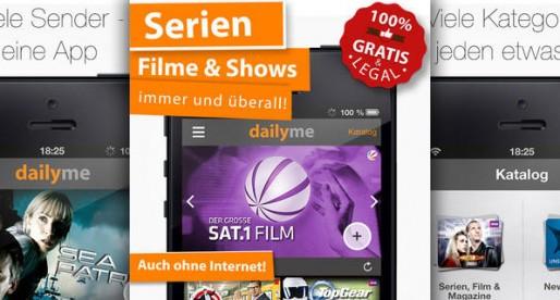 (Deutsch) dailyme TV