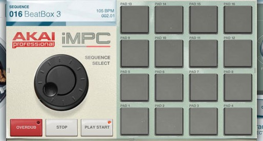 iMPC for iPhone: Music production for on the go