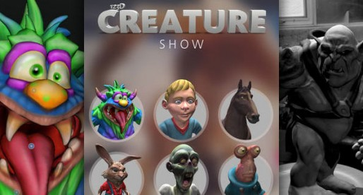 123D Creature: Create your very own, personal moster