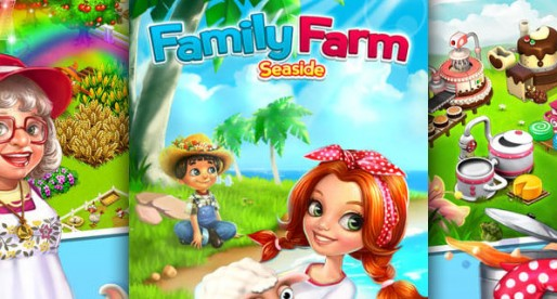 Family Farm: Build your dream farm