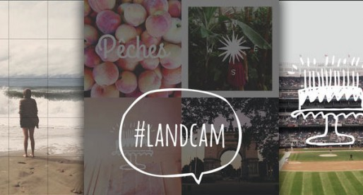 Landcam: New Camera for the iPhone