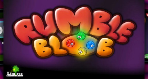Rumble Blob: A cute little Casual Game