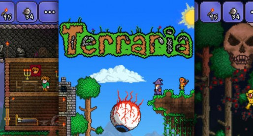Terraria: Build your very own world
