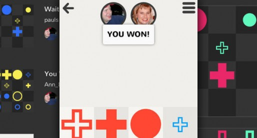 Tetra – Board Game: Four in a row