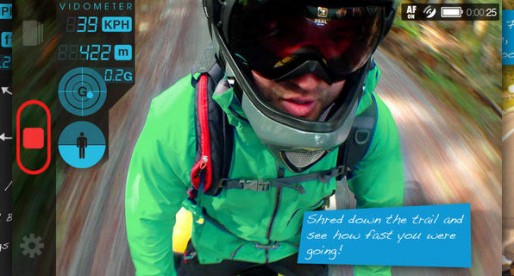 Vidometer™ – GPS Video Recorder