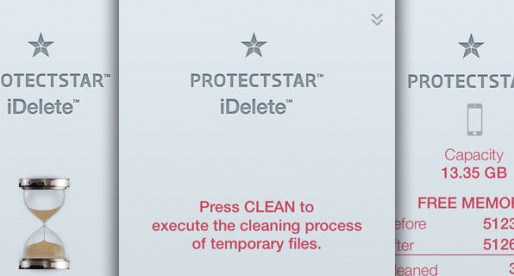 iDelete: Let's get rid of those temporary files