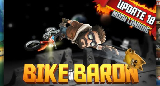 Bike Baron: Motorcycle hit is cult in the App Store