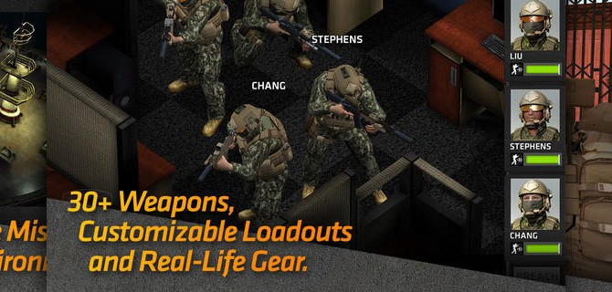 Breach & Clear: Urban warfare, sophisticated strategy & real-time combat