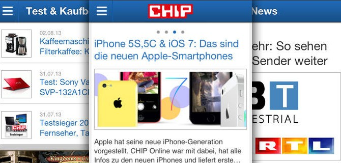 (Deutsch) CHIP Online – Nachrichten und Testberichte