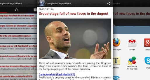 Champions League Nachrichten: Viele Infos für Fußball-Fans
