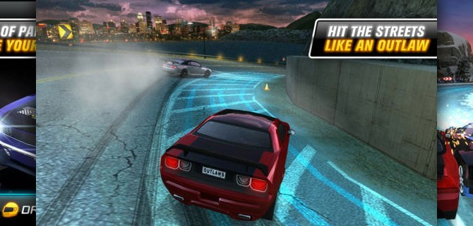 Drift Mania: Street Outlaws – Drifting on the most dangerous streets in the world