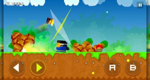 Nakama: Fast, pixel-style Ninja action