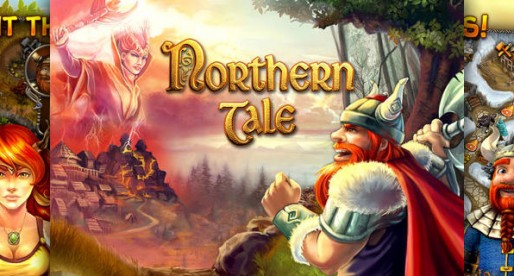 Northern Tale HD (Premium): Time Management in the land of the Vikings